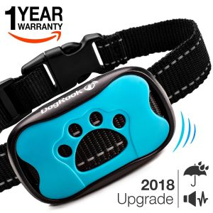 Dog Bark Collar Upgrade 2018