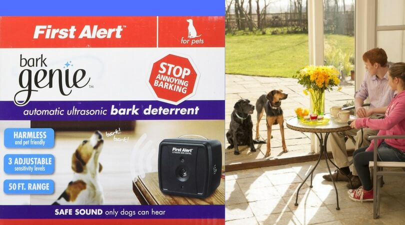 Photo of First Alert Bark Genie Handheld Bark Control Reviews by Experts