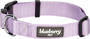 Blueberry Pet Classic Solid Color Collar Collection