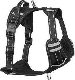 Winsee No-Pull Pet Harness with Dog Collar1